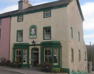 Bed & Breakfast - Around Broughton in Furness. Manor Arms 2012