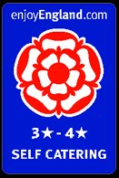 Self Catering - Broughton in Furness . Rosette