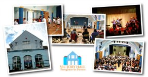 Local Businesses. Victory Hall